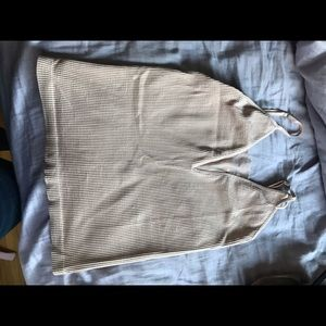 Free people barely used top